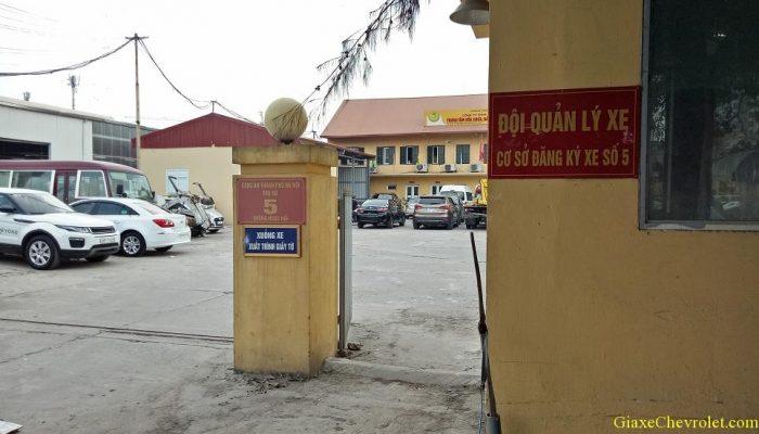 Diem dang ky xe o to so 5 5 ngoc hoi 700x400 - Thời gian làm việc và Địa chỉ các điểm đăng ký ô tô tại Hà Nội