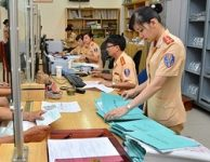Từ 1/3/2021 điểm đăng ký xe tại 86 Lý Thường Kiệt chuyển về 342B phố Thái Hà