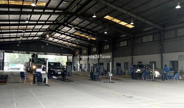 Trung tam dang kiem xe o tai ha noi 2b - Thủ tục đăng ký, đăng kiểm xe ô tô