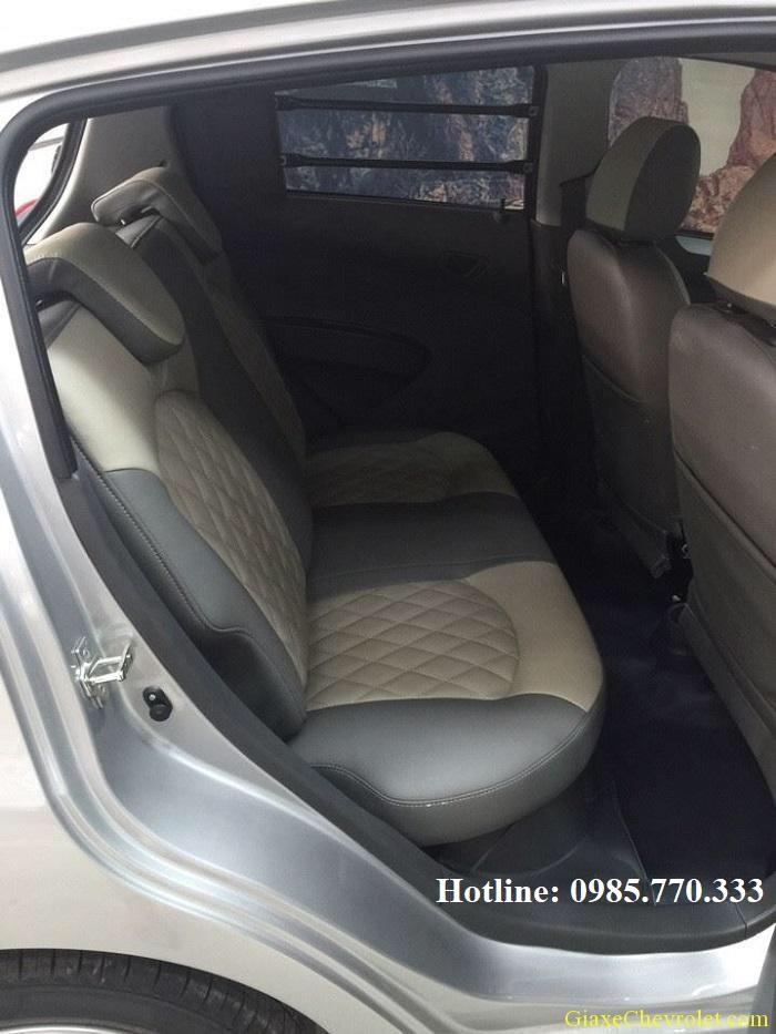 Do ghe sau xe spark Van mornig van 1 - Lắp độ hàng ghế sau xe Spark Van, Morning Van - giao hàng Toàn Quốc