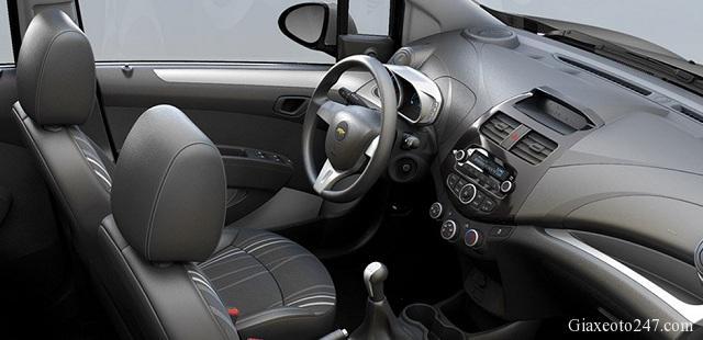 hang ghe truoc chevrolet spark van - Lắp độ hàng ghế sau xe Spark Van, Morning Van - giao hàng Toàn Quốc