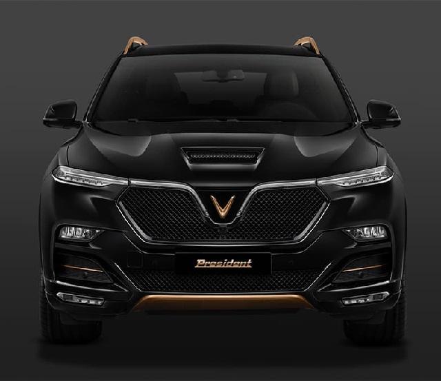 Dau xe VinFast President V8 - Bảng giá xe VinFast Chevrolet tháng 04/2021 cùng những ưu đãi mới nhất