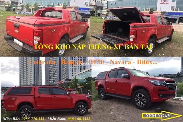 Dia chi lap dat nap thung xe ban tai 1 - Quy trình - Thủ tục mua xe ô tô trả góp