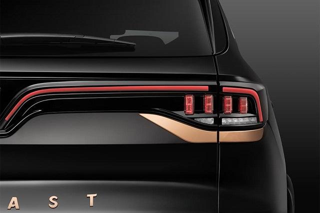 Duoi xe VinFast President suv V8 - Bảng giá xe VinFast Chevrolet tháng 01/2020 cùng những ưu đãi mới nhất