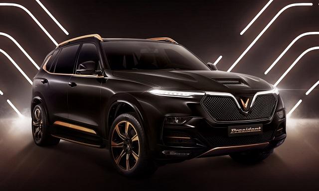 Than xe VinFast President V8 - Bảng giá xe VinFast Chevrolet tháng 01/2020 cùng những ưu đãi mới nhất