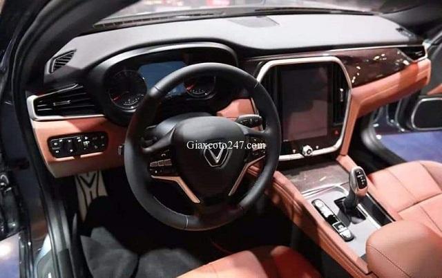 Bang taplo xe Vinfast Lux A2.0 - Bảng giá, Thông số kỹ thuật xe VinFast Lux A2.0