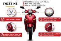 Thong so ky thuat xe may dien VinFast Klara 200x134 - Giá bán, Thông số kỹ thuật xe máy điện VinFast Klara