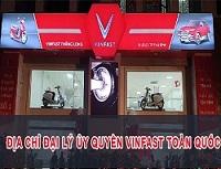 dia chi dai ly uy quyen xe vinfast toan quoc 2 - Địa chỉ Showroom xe Vinfast và Đại lý xe Vinfast chính hãng trên Toàn Quốc