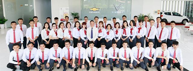 Phong kinh doanh VinFast Chevrolet Thang Long - VinFast Chevrolet Thăng Long - 68 Trịnh Văn Bô