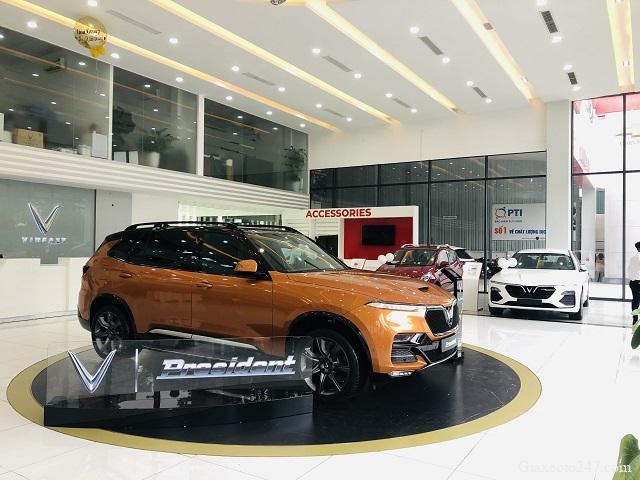 Showroom VinFast Chevrolet Thang Long 1 - VinFast Chevrolet Thăng Long - 68 Trịnh Văn Bô