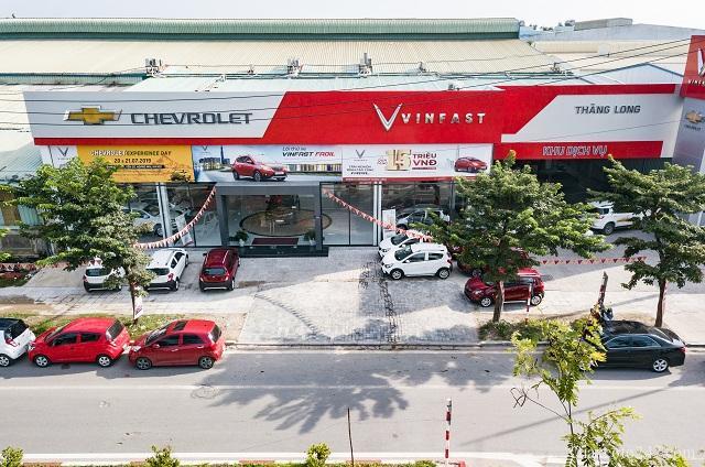 VinFast Chevrolet Thang Long 68 Trinh Van Bo - VinFast Chevrolet Thăng Long - 68 Trịnh Văn Bô