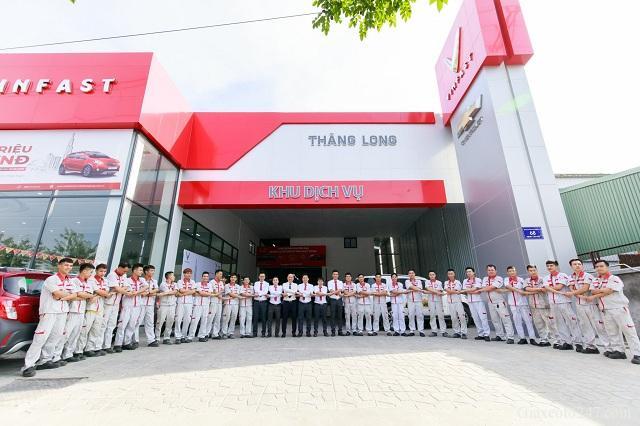 khoi dich vu VinFast Chevrolet Thang Long 1 - VinFast Chevrolet Thăng Long - 68 Trịnh Văn Bô