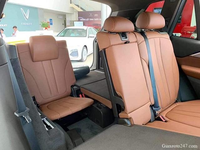 VinFast Lux SA Noi that nappa mau Nau 2 - Bảng giá, Thông số kỹ thuật xe VinFast LUX SA 2.0