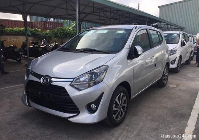 Thong so ky thuat Toyota Wigo 2019 - Vinast Fadil tiếp tục dẫn đầu phân khúc A, bỏ xa Kia Moring, Grand i10