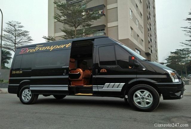 Top nha xe Vip xe Limousine Ha Noi Quang Ninh xe Dream Transport - Top 15 nhà xe Limousine đưa đón tận nơi Hà Nội - Quảng Ninh chất lượng cao