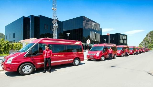 Top nha xe Vip xe Limousine Ha Noi Quang Ninh xe Phuc Xuyen - Top 15 nhà xe Limousine đưa đón tận nơi Hà Nội - Quảng Ninh chất lượng cao