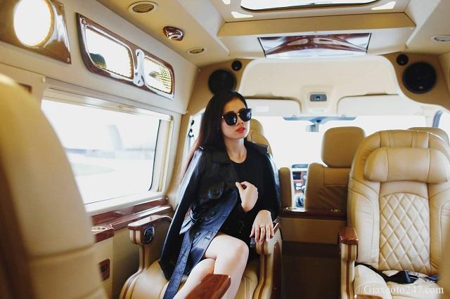 Top nha xe Vip xe Limousine Ha Noi Quang Ninh xe Van Don Xanh - Top 15 nhà xe Limousine đưa đón tận nơi Hà Nội - Quảng Ninh chất lượng cao
