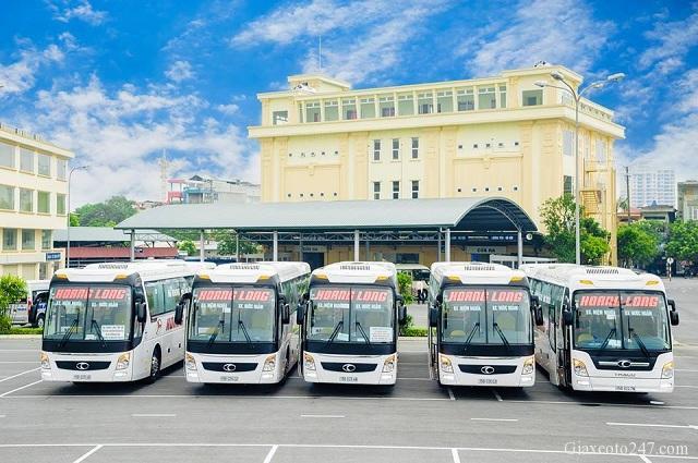 Xe khach Ha Noi Quang Ninh Hoang Long - Top 15 nhà xe Limousine đưa đón tận nơi Hà Nội - Quảng Ninh chất lượng cao
