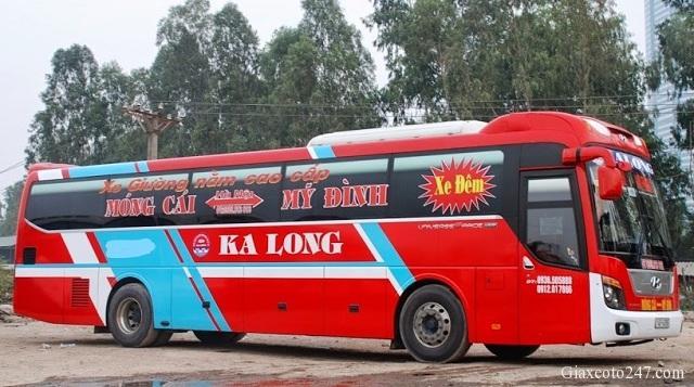 Xe khach Ha Noi Quang Ninh Kalong - Top 15 nhà xe Limousine đưa đón tận nơi Hà Nội - Quảng Ninh chất lượng cao