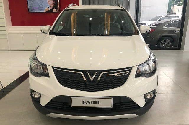 Dau xe Fadil ban tieu chuan 2 640x426 - Bảng giá, Thông số kỹ thuật xe VinFast Fadil