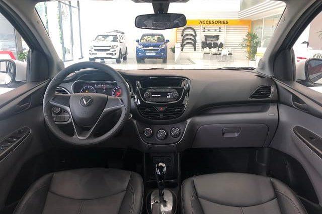 Khoang lai xe Fadil ban tieu chuan 640x426 - Bảng giá, Thông số kỹ thuật xe VinFast Fadil