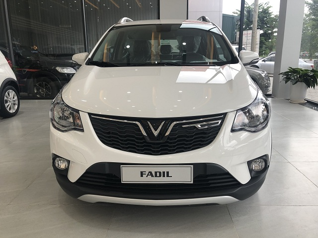 Phan dau  Xe Fadil ban cao cap 2 - Bảng giá, Thông số kỹ thuật xe VinFast Fadil