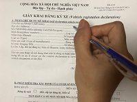 Cach ghi Giay khai dang ky o to xe may 200x149 - Cách ghi giấy khai đăng ký ô tô, xe máy