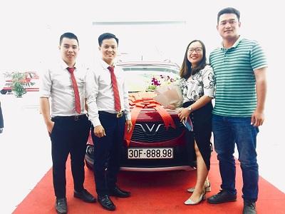 Giao xe VinFast Fadil 9 2019 - Mặc kệ Covid, VinFast vẫn bứt tốc với hơn 5000 xe tới tay người Việt trong 3 tháng đầu 2020