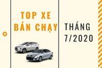 top xe ban chay thang 7 2020 200x133 - Top 10 ô tô bán chạy nhất Việt Nam tháng 7/2020: VinFast Fadil giữ vững phong độ