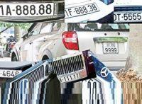 Đầu biển số xe ô tô tại Hà Nội hôm nay là bao nhiêu