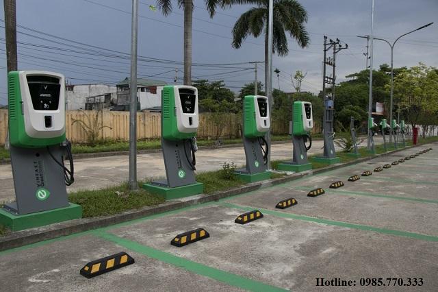 Tram sac o to dien vinfast tai Ha Noi - Danh sách địa chỉ trạm sạc pin ô tô điện VinFast tại Hà Nội