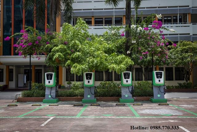 Tram sac o to dien vinfast tai Me Linh Ha Noi - Danh sách địa chỉ trạm sạc pin ô tô điện VinFast tại Hà Nội