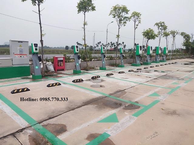 Tram sac o to dien vinfast tai Vincom Tuyen Quang - Danh sách địa chỉ trạm sạc pin ô tô điện VinFast tại Hà Nội