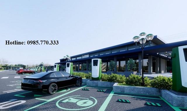 Tram sac o to dien vinfast tai cac cao toc quoc lo - Danh sách địa chỉ trạm sạc pin ô tô điện VinFast tại Hà Nội
